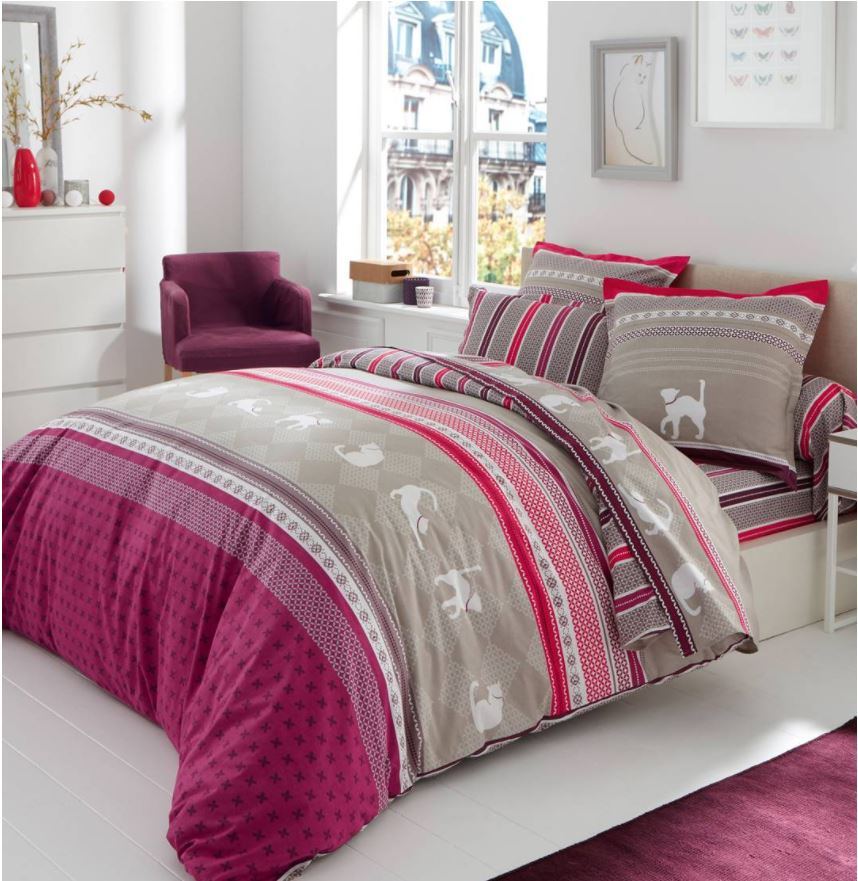 catalogue linge de maison ambiance chambre indienne with catalogue linge de maison cool linge. Black Bedroom Furniture Sets. Home Design Ideas