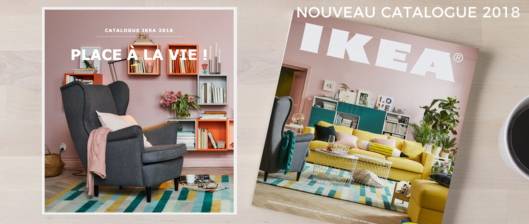 nouveau catalogue ik a 2018. Black Bedroom Furniture Sets. Home Design Ideas