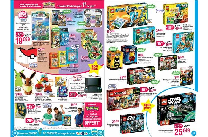 Cliquez ici pour voir les jeux de Toys'R'Us en promotion