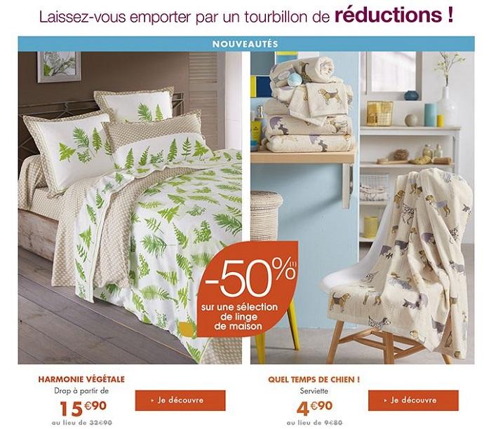 fran oise saget promotions sur le blanc d 39 automne. Black Bedroom Furniture Sets. Home Design Ideas