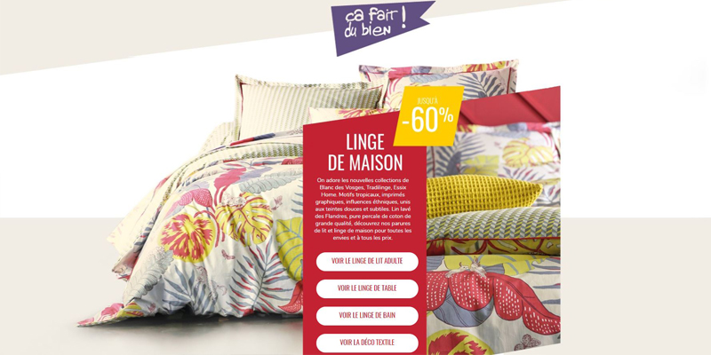 catalogue de linge de maison awesome latest catalogue deco maison phenomenal rangement ikea. Black Bedroom Furniture Sets. Home Design Ideas