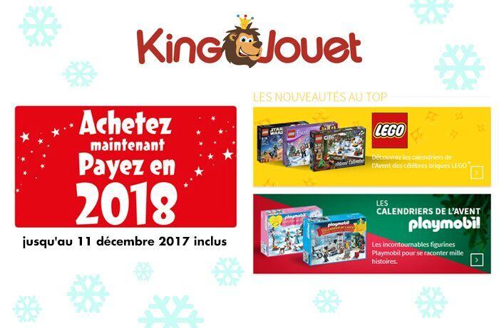 Cliquez ici pour accéder au site King Jouet