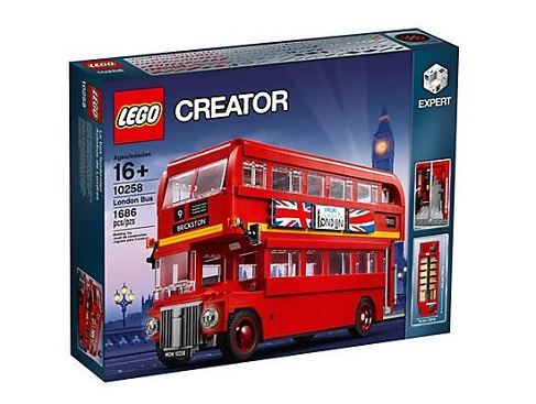 Le Bus Londonien Lego