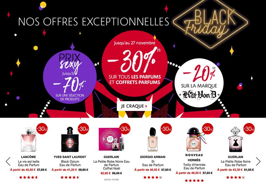 55f46901322 ... Black Friday sexy avec les exclusivités Sephora
