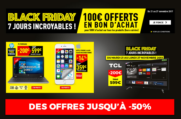 black friday tous les meilleures offres du web jusqu 39 80. Black Bedroom Furniture Sets. Home Design Ideas
