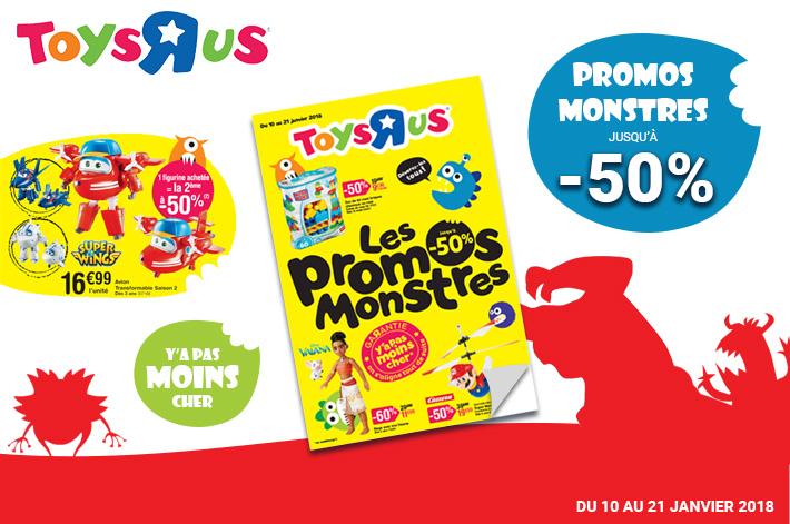 Cliquez pour feuilleter le catalogue Toys'R'us