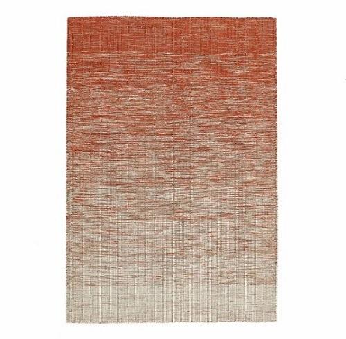 Voir le Tapis tissé motif kilim en laine, Abradant de chez AM.PM