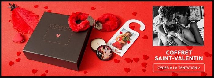 Voir les coffrets coquins Adam et Eve - Be You pour la Saint Valentin