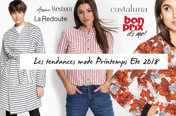 Anne Weyburn La Redoute Castaluna Bonprix Les Tendances