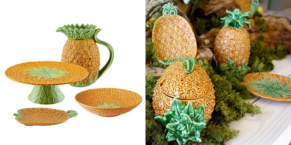 Cliquez pour retrouver la collection Ananas