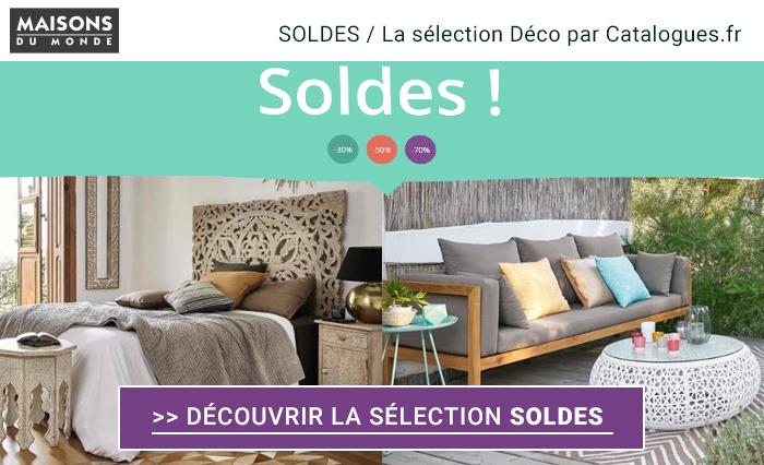 Maisons du Monde : notre sélection soldée à -30% et 50%