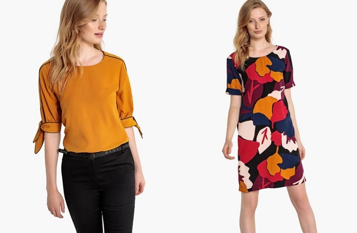 La Redoute Anne Weyburn Nouvelle Collection Mode Automne 2018