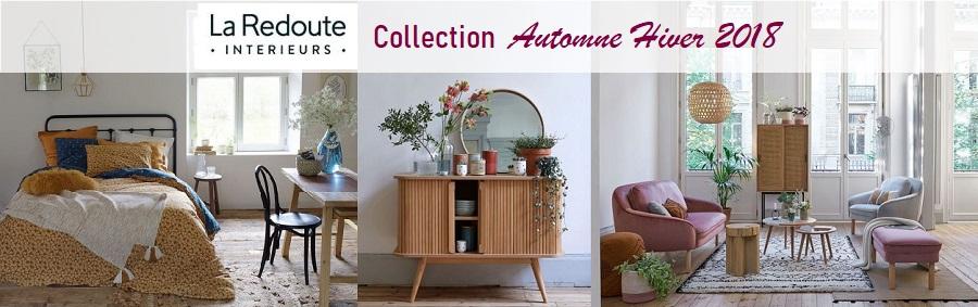 La Redoute Interieurs Nouvelle Collection Meuble Automne Hiver 2018