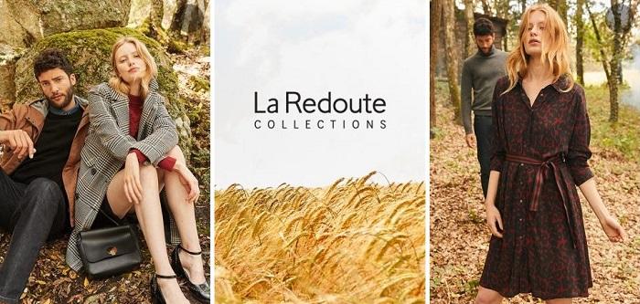 Accéder aux vêtements La Redoute Collections automne 2018