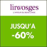Linvosges : les bonnes affaires du printemps jusqu'à -60%