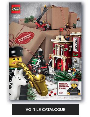 Découvrez toutes les nouveautés LEGO avec votre catalogue en ligne