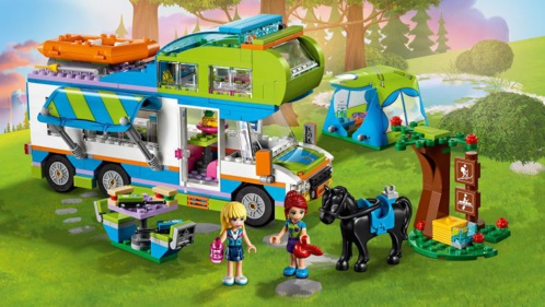 Tous les univers Lego Friends, Elves et Disney dans votre catalogue