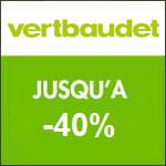 Vertbaudet : Promos Jusqu'à -40% sur la collection Rentree