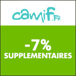 Camif : -5% supplémentaires !