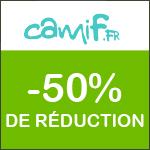 Camif : jusqu'à -50% sur une sélection pour la rentrée