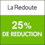 La Redoute : -25% supplémentaires sur la maison et l'électroménager !