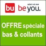 Adam et Eve : sélection de bas et de collants à partir de 4€99 !