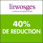 Linvosges : -40% sur 2 articles de la collection printemps été 2019 !