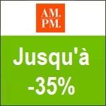AM.PM : Sélection d'articles allant jusqu'à -30% !