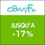 Camif : jusqu'à -15% sur les bureaux !