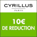 Cyrillus : -10€ sur les jeans femme et les chinos et denims homme !