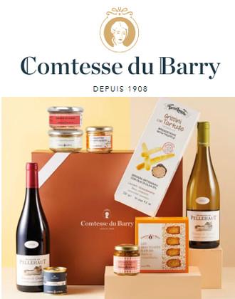 CATALOGUE COMTESSE DU BARRY