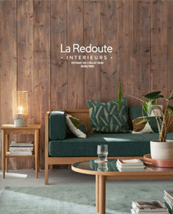 catalogue la redoute int rieurs feuilletez et commandez en ligne sur. Black Bedroom Furniture Sets. Home Design Ideas