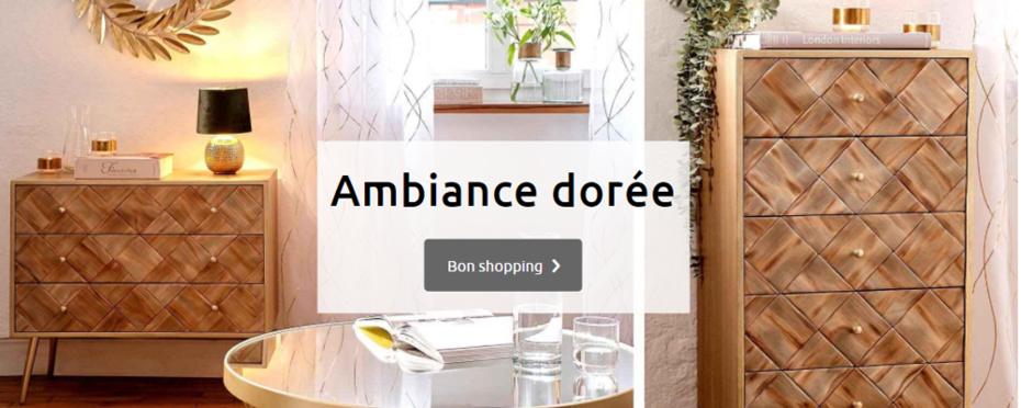 Bonprix décore aussi votre habitat avec sa collection maison !