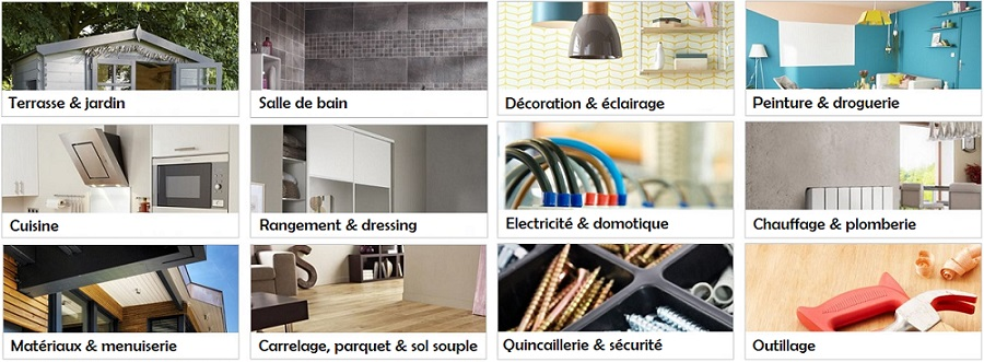 d coration maison leroy merlin. Black Bedroom Furniture Sets. Home Design Ideas