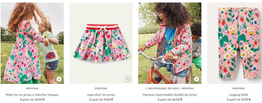 Toute la mode fille par Miniboden, je clique pour y accéder