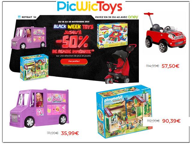 PICWICTOYS - JEUX et JOUETS - Soldes jusqu'à -70%