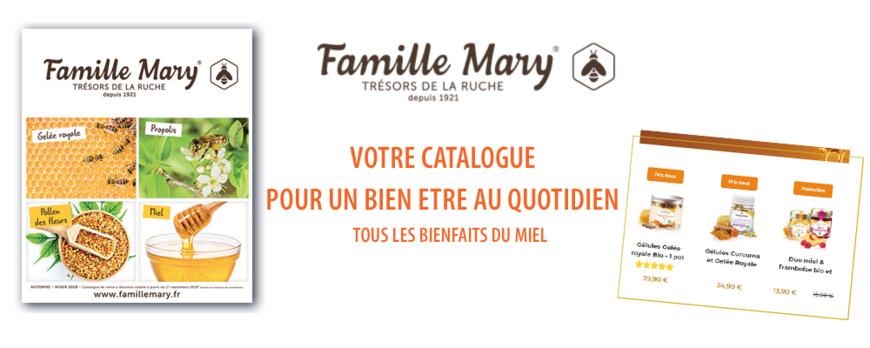 FAMILLE MARY - Un Catalogue Gratuit de bienfait et de bien être !