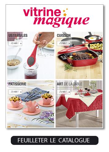 Catalogue VITRINE MAGIQUE