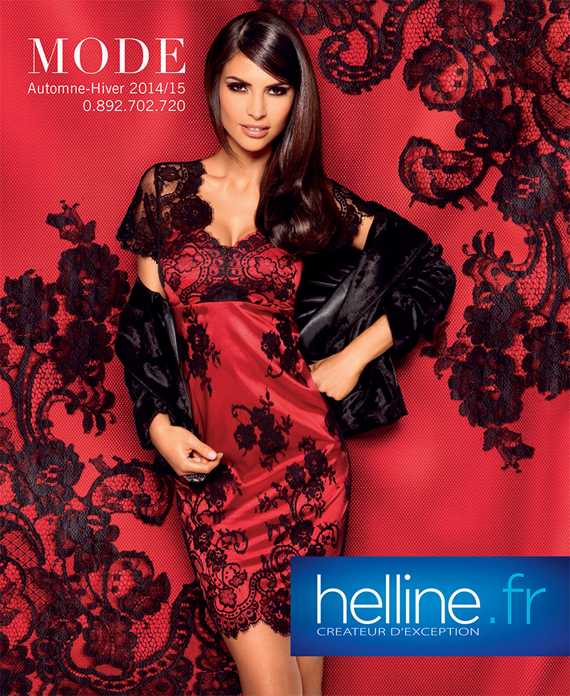 Le nouveau Catalogue HELLINE 2015 est sur catalogue.fr
