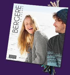 Le nouveau catalogue Bergère de France !