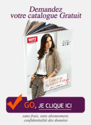 Nouveau catalogue A/H 2014 chez WITT !