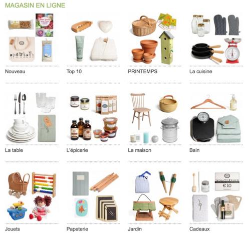 Cliquez pour accéder à la boutique en ligne de DILLE & KAMILLE