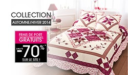soldes blancheporte sur. Black Bedroom Furniture Sets. Home Design Ideas