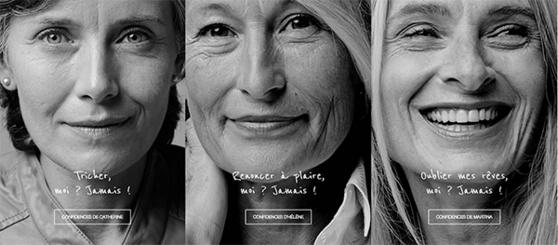 Je clic pour voir la campagne DAMART
