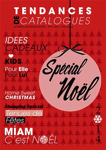 Toutes vos idées cadeaux sont à découvrir dans le nouveau MAG spécial Noël !