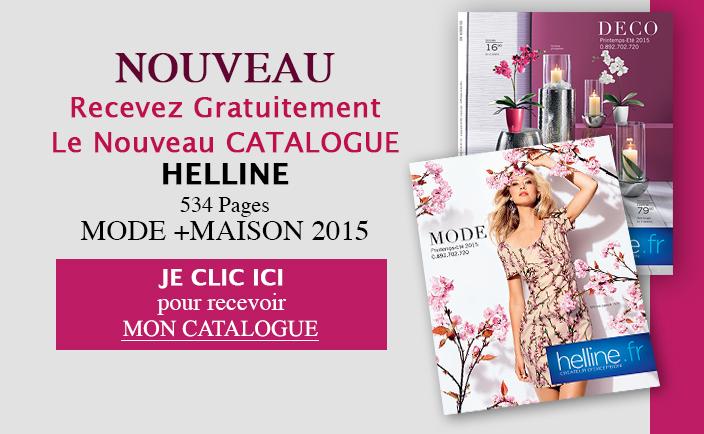 Catalogue HELLINE Printemps 2015 GRATUIT sur Catalogue.fr