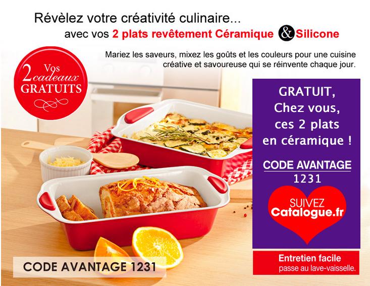 Laissez libre cours à votre créativité culinaire grâce à ces deux plats offerts !
