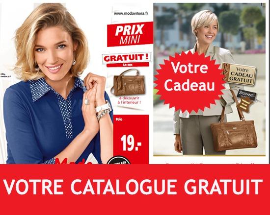 Demandez votre catalogue ICI
