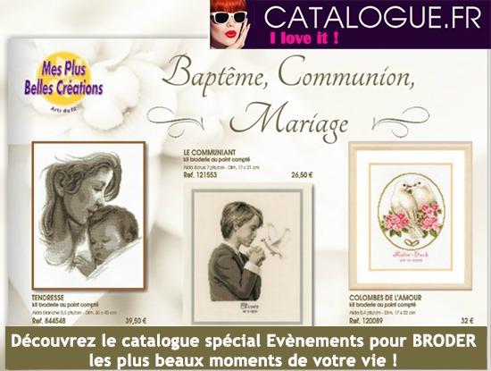 Je demande mon Catalogue