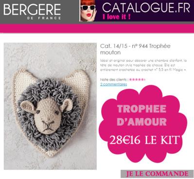 Le Kit Trophée Mouton